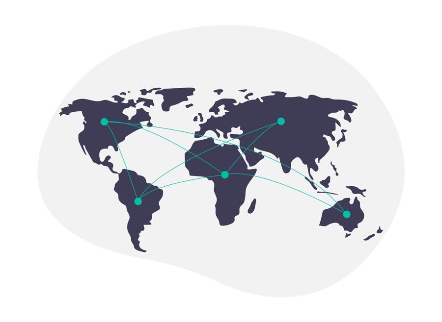 Conexão com o Mundo